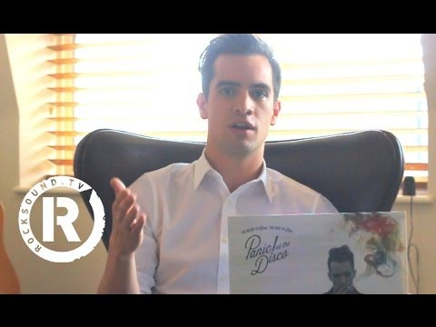 Brendon Urie on 'Too Weird To Live, Too Rare To Die!': Part 2