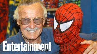 Marvel Comics Legend Stan Lee Dies At 95 | News Flash | Entertainment Weekly