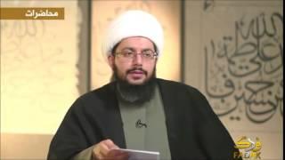 اثبات اكذوبة هروب الشيطان من عمر من غزوة حنين - الشيخ ياسر الحبيب