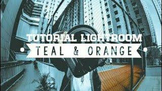 Tutorial Lightroom Mobile - Tone Teal & Orange (Cinematic Look)