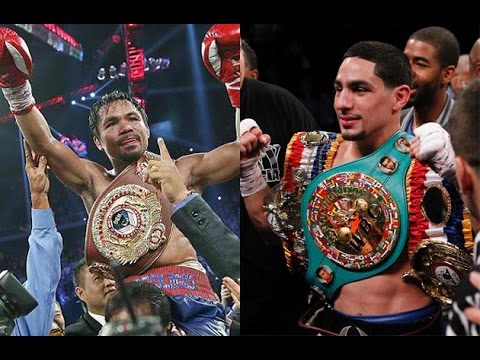 Danny Garcia vs Manny Pacquiao Negotiations with Bob Arum and Al Haymon Now