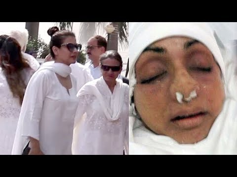 Xxx Mp4 EMOTIONAL Kajol Breaks Down Seeing Sridevi S Condition After PASSING AWAY 3gp Sex