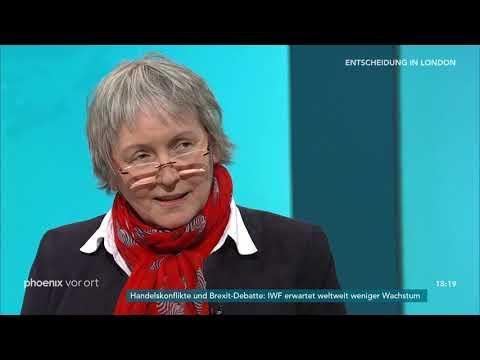 Xxx Mp4 Sigrid Fretlöh Und Grahame Lucas Zum Plan B Für Den Brexit Deal Am 21 01 19 3gp Sex