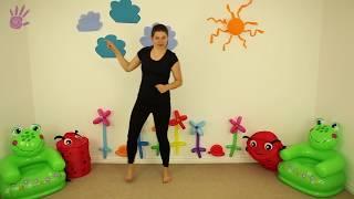 Układy taneczne # 10 - Taniec połamaniec
