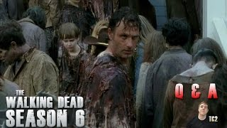 The Walking Dead Season 6 Episode 9 - tc2 Q and A!