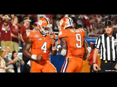 Clemson Tigers Highlights 2017 College Football National Champs