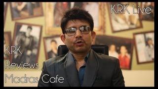Madras Cafe Review | KRK Live | Bollywood
