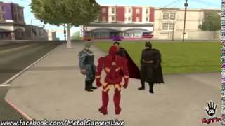 Super Heros in Pakistan most funny video