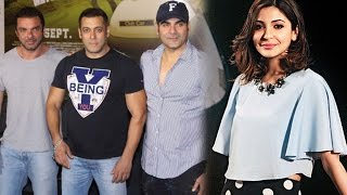 Salman Khan All Out To Promote His Brothers Film, Anushka Sharma Becomes Kanjoos & More