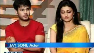 Star Trek - Cast of Sasural Genda Phool on Star Trek