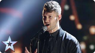 Golden boy Calum's having a good time   Semi-Final 5   Britain's Got Talent 2015