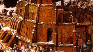 02-Carmina Burana -  Virent prata hiemata - René Clemencic. ***Werner Tübke (1929-204)