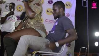 PMN Boss steals Ebony's Show