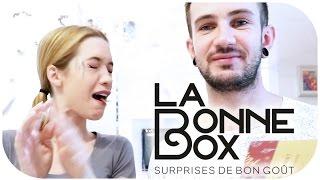 ❥ 205 - [ UNBOXING ] : LA BONNE BOX ! 🍴