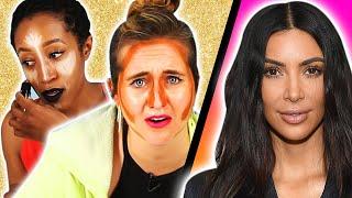 People Try Kardashian Beauty Secrets