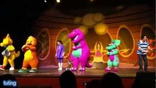 Barney's Space Adventure