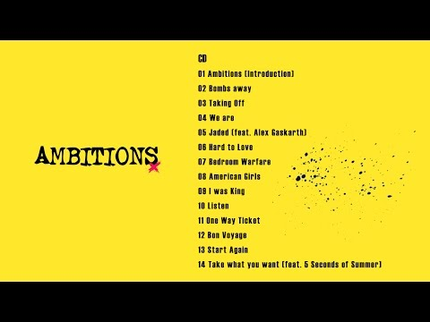 ONE OK ROCK Ambitions International Ver. FULL ALBUM