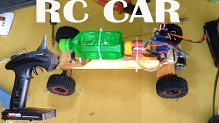 How To Make A RC CAR - High Speed RC Car Remote Control - Keri mousetrap video (Homemade RC CAR)!31