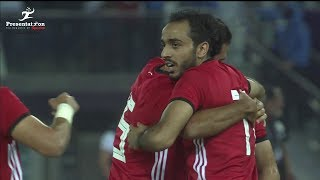 اهداف مباراة مصر vs الكويت | 1 - 1 مباراة ودية ضمن الأستعدادات لكأس العالم روسيا 2018
