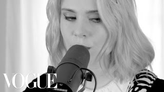"""Kate Nash Performs """"Nicest Thing"""" - Vogue"""
