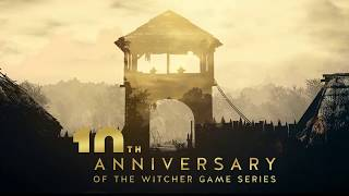PAX West 2017 panel - 10th Anniversary of The Witcher