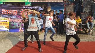 Tihar ko babal dance by sujan Limbu  subscribe and shyar
