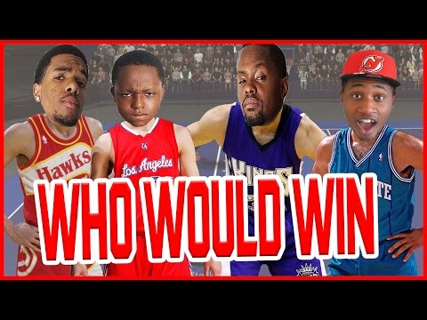 watch WHO WOULD WIN? RIVERS & RIVERS OR CURRY & CURRY?!! - NBA 2K17 Blacktop
