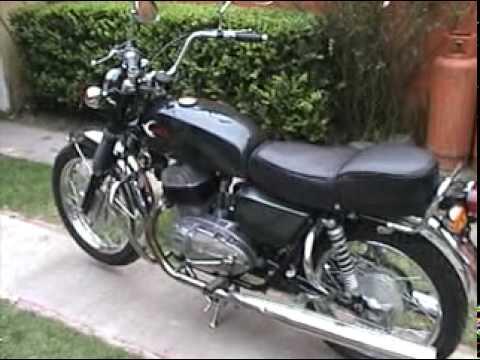 moto carabela 350 de 1972