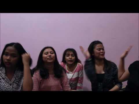 #IVLOG??? // TAHAN TAWA CHALLANGE [FIRST VIDEO]