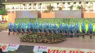 Sinulog sa barangay 2018 (HD) 2ND PLACER TRIBU BASAKANON