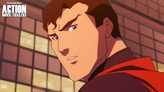 THE DEATH OF SUPERMAN Trailer | DC Animated Movie