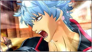 NEW Gintama PS4 Gameplay Trailer - Gintama Rumble: Project Last Game Trailer 2 [OFFICIAL]