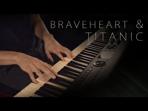 Braveheart & Titanic Piano Suite A James Horner Tribute Jacob s Piano