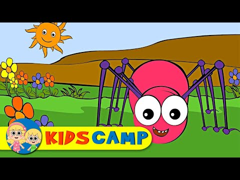 Itsy Bitsy Spider   Incy Wincy Spider and More Nursery Rhymes for Babies & Toddlers
