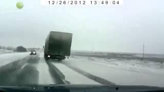 أسوء حوادث السيارات في روسيا 2013