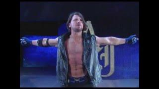 AJ Styles WWE Exit Theme - ''Phenomenal'' - by CFO$