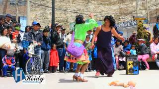 LOS WANKAS DE LA RISA 2014 - La Hija de nadie