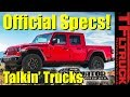 Download Video Download BREAKING: 2020 Jeep Gladiator Tows Best-In-Class 7,650 Pounds! Talkin' Trucks #24 3GP MP4 FLV
