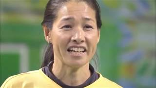 〇秘 スポーツ好珍動画 テニス 伊達公子 引退宣言篇