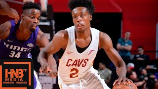 Cleveland Cavaliers vs Sacramento Kings Full Game Highlights / July 11 / 2018 NBA Summer League