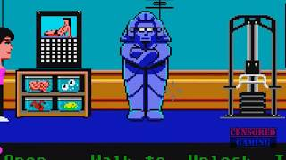 Maniac Mansion Censorship - Censored Gaming Ft. Gnoggin