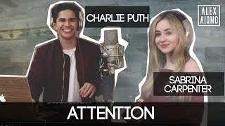 Attention by Charlie Puth | Alex Aiono and Sabrina Carpenter Cover