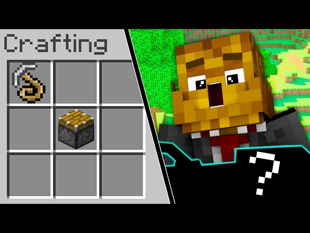 HOW TO MAKE A GRAPPLING HOOK - Minecraft The Simple Life #4