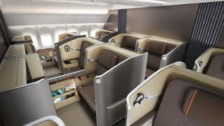 Singapore Airlines NEW First Class - Singapore to Melbourne (SQ 227) - Boeing 777-300ER