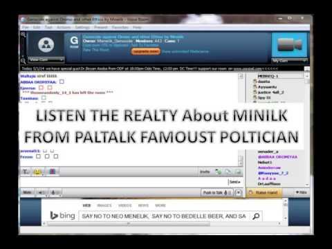 Xxx Mp4 Must Listen MEBEREK LISTEN THE REALTY ABOUT MINILK FROM PALTALK FAMOUST POLTICIAN 3gp Sex