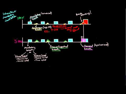 Principles of Mechanical Ventilation 14: SIMV