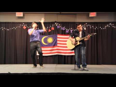 MASA OSU Cultural Night 2014 - Harry and Kenneth