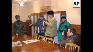 RUSSIA: CHECHNYA: REPORTS OF DUDAYEV'S DEATH ARE CONFIRMED (1)