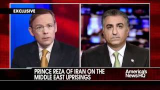Reza Pahlavi Of Iran - Fox News 13 Feb 2011