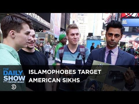 Xxx Mp4 Confused Islamophobes Target American Sikhs The Daily Show 3gp Sex